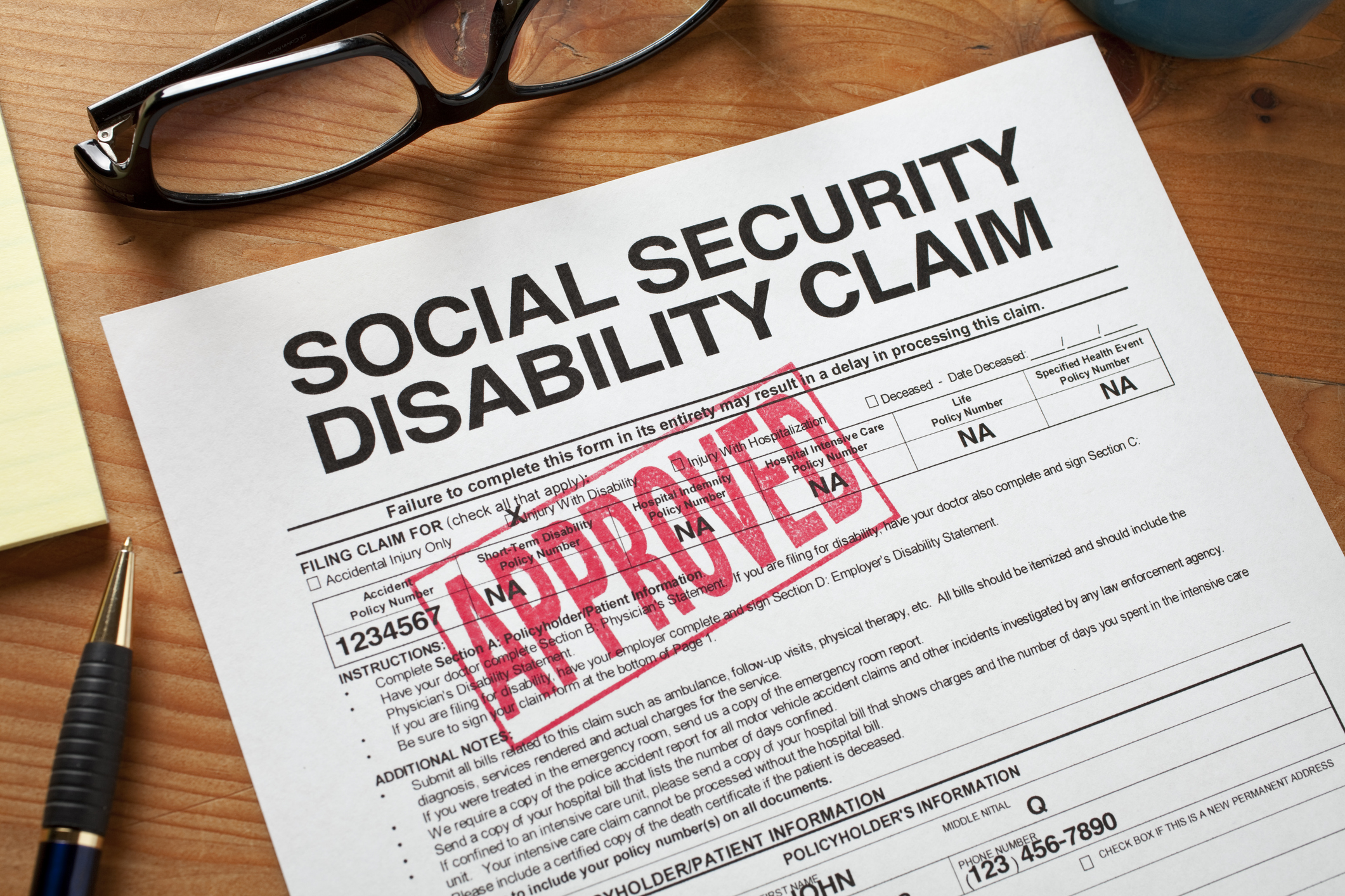 Social Security Disability - Missoula Workers' Compensation